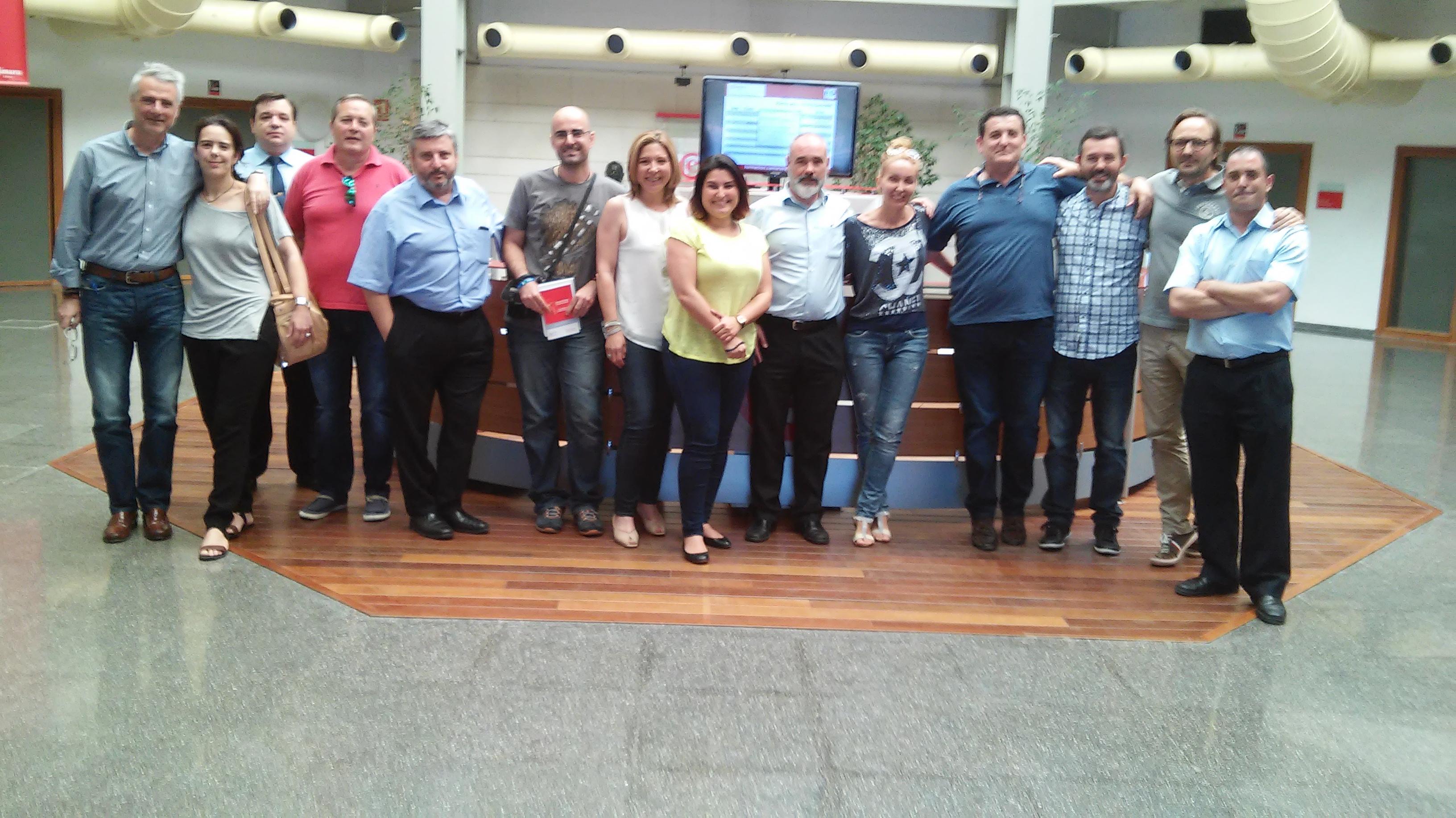 Curso RCP más DESA Cámara de Comercio en Valencia