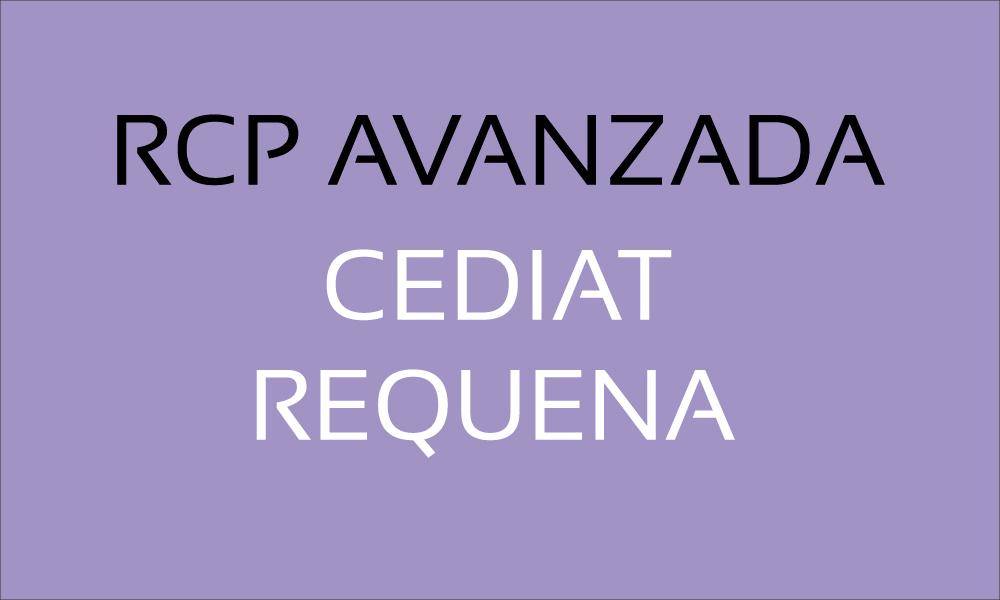 Curso de RCP Avanzada para CEDIAT Requena