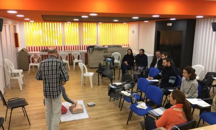 Curso Fundación Deportiva Municipal Ayuntamiento de Valencia