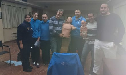 Curso de RCP y DESA personal de Ayuntamiento de La Font d´en Carrós